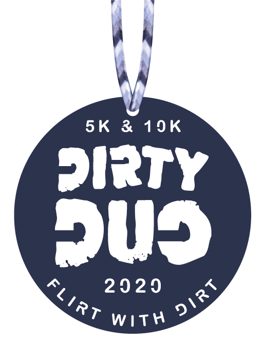 dirty duo medal 20